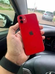 IPhone 11 com nota fiscal e garantia até dezembro