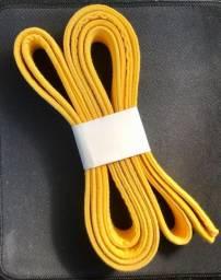 Faixa Amarela para Artes Marciais