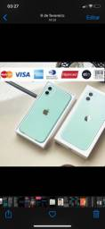 iPhone 11 green baby 128gb