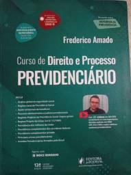 Curso de Direito e Processo Previdenciário