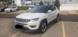 Jeep Compass Limited 2017/2018 - particular