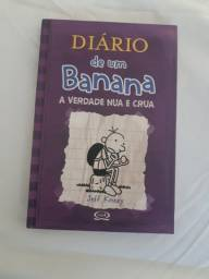 Livro - Diário de um Banana - A Verdade Nua e Crua