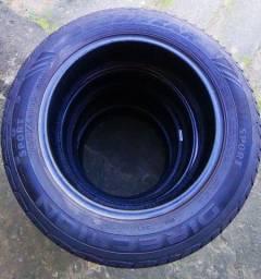 Vendo pneus 185/60R15 leia a descrição