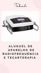 Aluguel aparelho radiofrequência