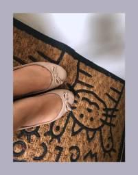 Sapatilha nude sonho dos pés