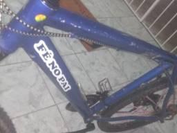 Quadro de bicicleta de alumínio aro 26