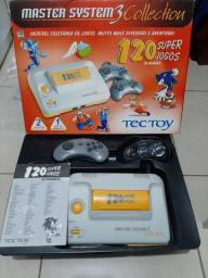 Master System 3 Collection com 120 Jogos