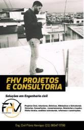 Projeto de Prefeitura Técnico Edificações Construção Civil