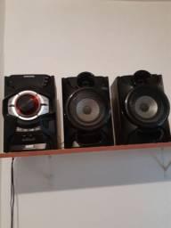 Som giga sound blast SAMSUNG