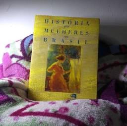 Livro História das Mulheres no Brasil