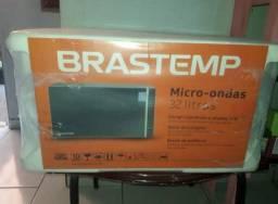 Micro-ondas Brastemp 32 litros Inox