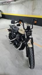 Harley Davidson 883 Iron 2014