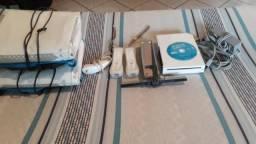 Nintendo Wii desbloqueado com pouco tempo de uso