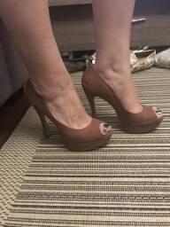 Vendo sapato número 37