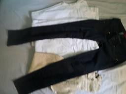 5 calças