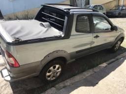Fiat strada cabine dupla, pode ser seu!! - 2013