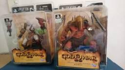 Bonecos do God Of War 3
