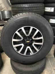 Rodas aro 16 S-10 Chevrolet