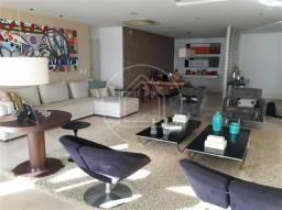 Apartamento à venda com 4 dormitórios em São conrado, Rio de janeiro cod:826261