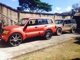 Jeep trilha gaiola acessório 4x4 comprar usado  Belo Horizonte