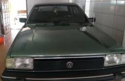 Santana 85, verde, em ótimo estado - 1985