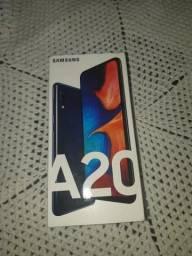 Galaxy A20 Azul ametista