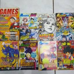 Coleção de revistas (animes)