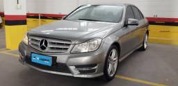Mercedes Benz C180 1.6 turbo 2013 único dono - 2013