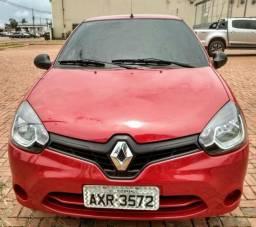 Renault clio expression 1.0 flex mt 13-14 - 2014