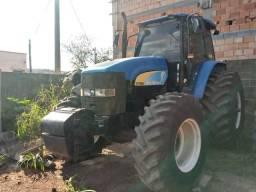 Trator TM7040 New Holland