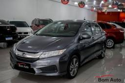 Honda City 1.5 LX Automático CVT 2017 - 8400 km! - 2017