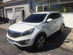 Sportage Branca - Automático - 11/12 - 2012