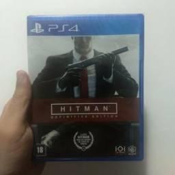 Hitman: Definitive Edition - PS4 - Jogo Novo Lacrado!!