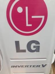 Ar condicionado LG frio e quente 9.000 btu