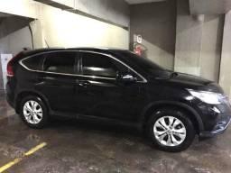 Honda crv automático 2012 gnv 5 preto 48mil km - 2012