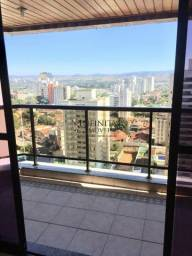 Apartamento 127 m², 4 dormitórios sendo 1 suíte com hidro, estuda permuta - Vila Ema