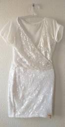 Vestido Branco P(36)