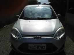 Fiesta hatch 1.6 flex 2011/2012 quilometragem (59.207) bom estado - 2011