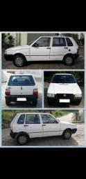 Fiat uno 2007/2007 com ar condicionado, trava, alarme todo durinho e alinhado - 2007