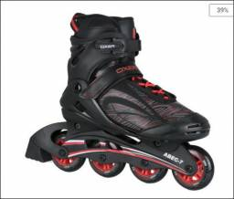Patins Oxer New Magma - In Line - Fitness - ABEC 7 - Adulto REF.: 888489