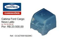 Cabina Leito para Ford Cargo