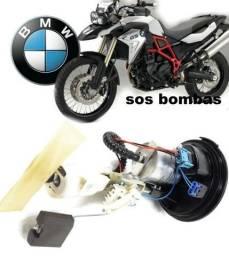 Bomba combustivel refil de moto bmw gs650,k1300,s1000,f800,r1200 injeção todas