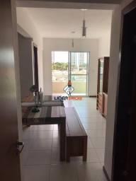 Apartamento Nascente 1/4, Varanda para Venda na Santa Mônica - Vert Residencial