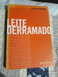 Livro Leite Derramado (Chico Buarque)