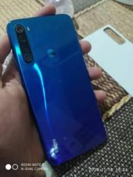 Redmi note 8 mi blue 64 GB