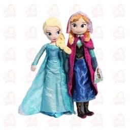 Frozen - Anna e Elsa - Febre Congelante - 50cm