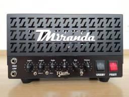 Amplificador Valvulado TClean TMiranda - Novíssimo