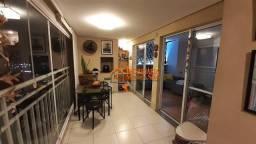 Apartamento com 3 dormitórios à venda, 93 m² por R$ 636.000,00 - Vila Augusta - Guarulhos/