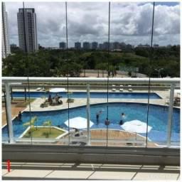 Título do anúncio: Apartamento com 4 dormitórios à venda, 172 m² por R$ 1.365.000,00 - Patamares - Salvador/B