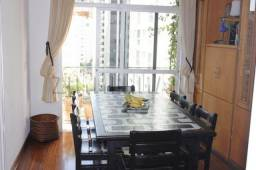 Apartamento à venda com 4 dormitórios em Moema, São paulo cod:124418